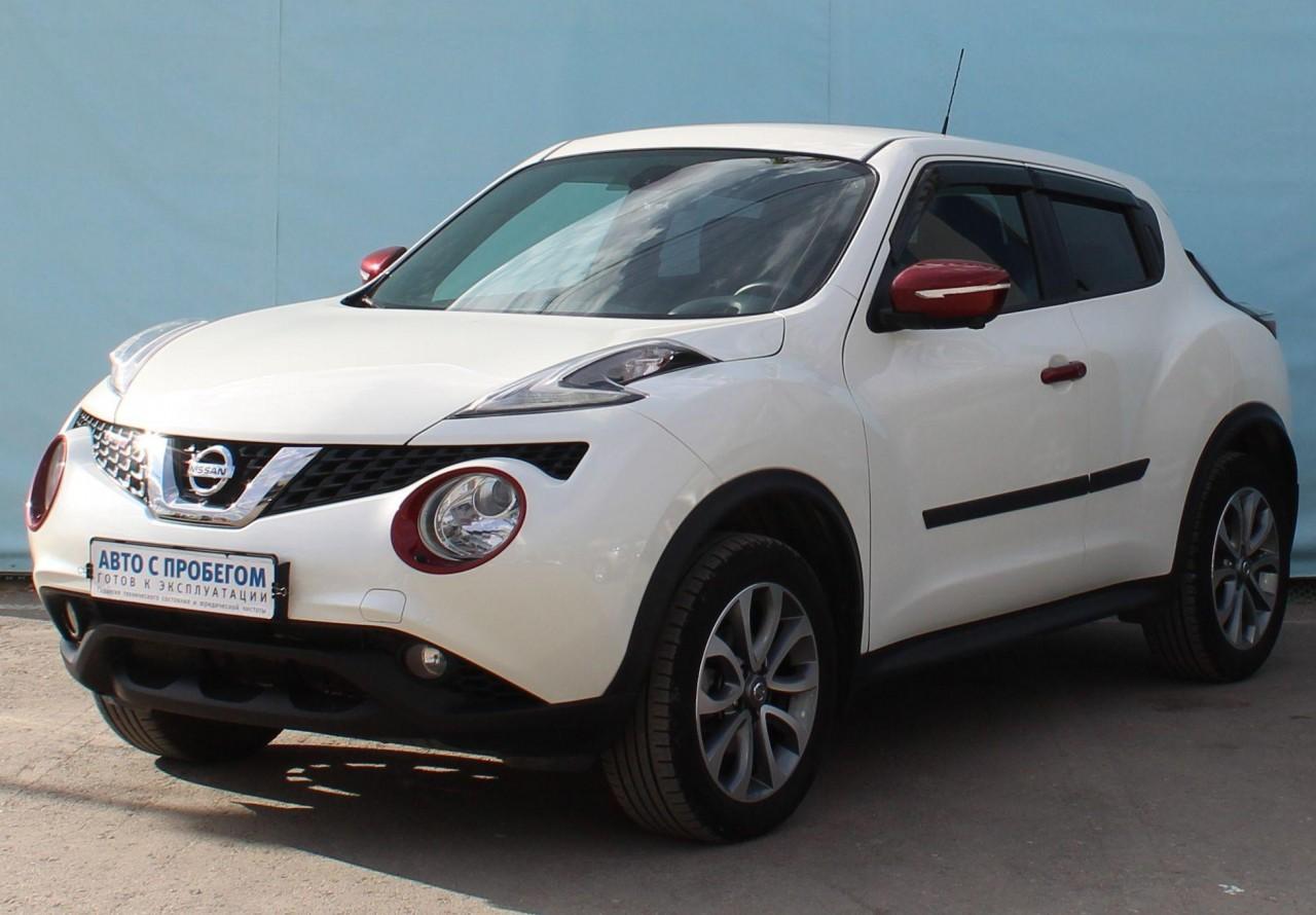 Nissan Juke 2014 - 2019