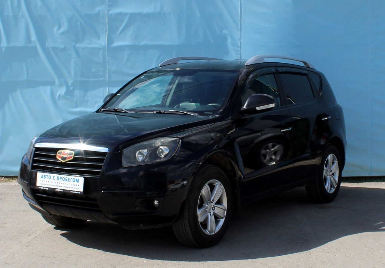 Geely Emgrand X7 2011 - 2016