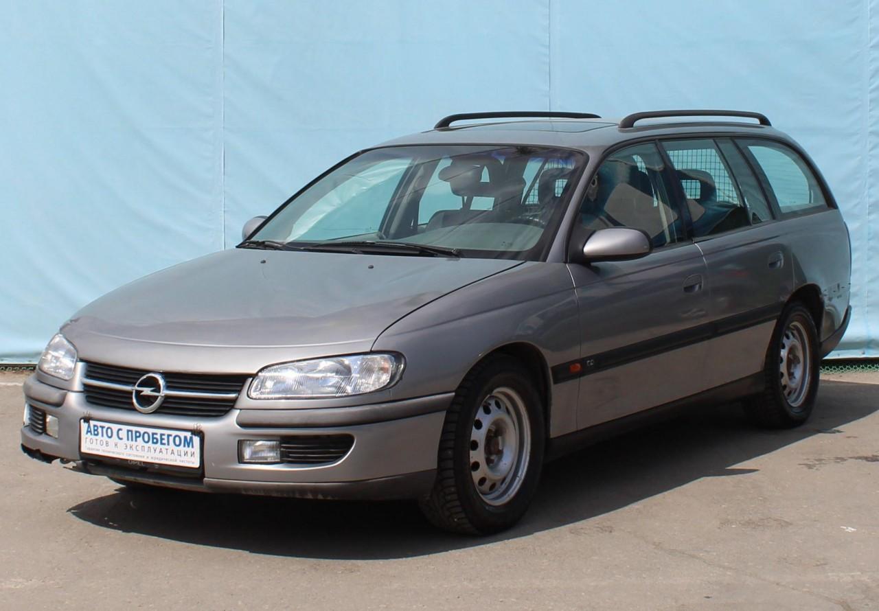 Opel Omega Wagon 1984 - 1994