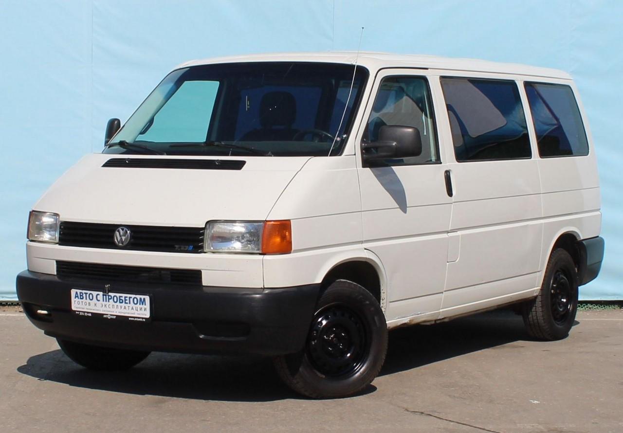 Volkswagen Transporter Minivan 1990 - 2003