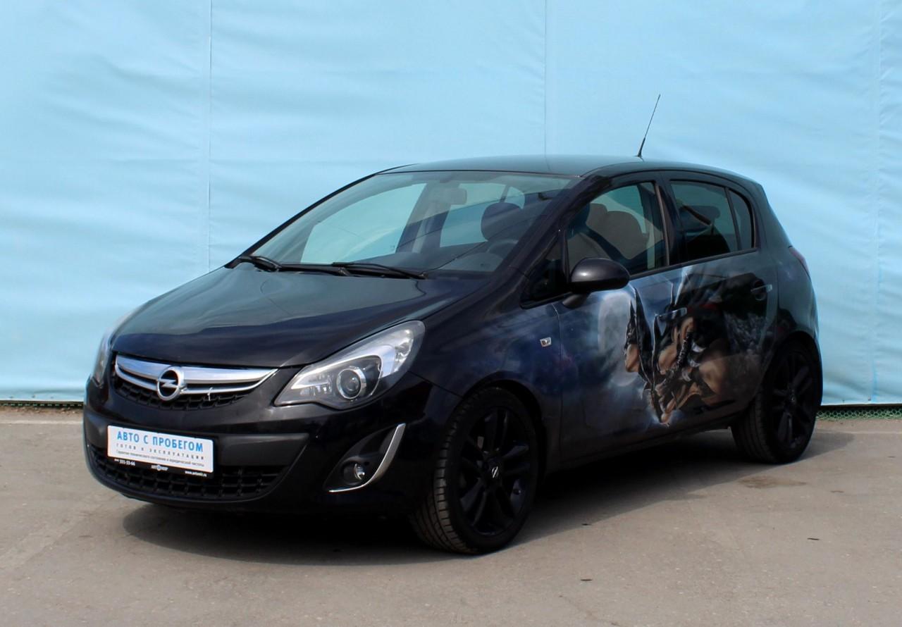 Opel Corsa 2010 - 2011